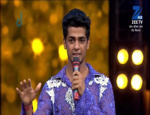 Sahil - Performance - Episode 31 - October 10, 2015 - Dance India Dance Season 5