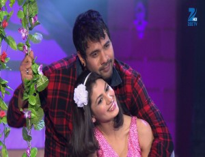 Abhi and Pragya - Performance - Episode 1 - December 06, 2015 - Zee Rishtey Awards 2015