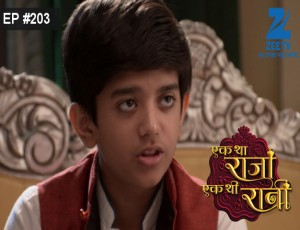 Ek Tha Raja Ek Thi Rani - Episode 203 - May 3, 2016 - Full Episode