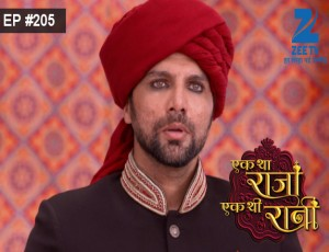 Ek Tha Raja Ek Thi Rani - Episode 205 - May 5, 2016 - Full Episode