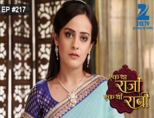 Ek Tha Raja Ek Thi Rani - Episode 217 - May 23, 2016 - Full Episode