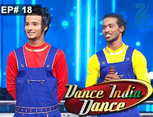 Dance India Dance Season 5 - Episode 18 - Full Episode