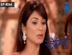 Sarojini - Episode 244 - April 28, 2016 - Full Episode