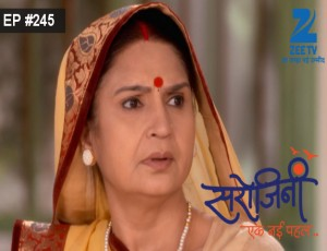 Sarojini - Episode 245 - April 29, 2016 - Full Episode