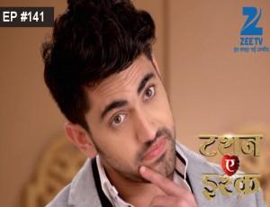 Tashan-e-Ishq - Episode 141 - February 8, 2016 - Full Episode