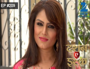 Tashan-e-Ishq - Episode 209 - April 29, 2016 - Full Episode