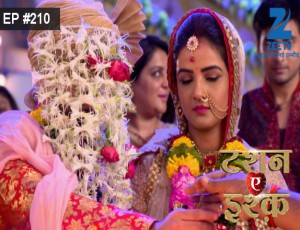Tashan-e-Ishq - Episode 210 - April 30, 2016 - Full Episode
