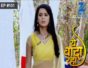 Yeh Vaada Raha - Episode 101 - February 9, 2016 - Full Episode