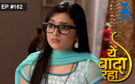 Yeh Vaada Raha - Episode 162 - May 4, 2016 - Full Episode