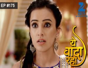 Yeh Vaada Raha - Episode 175 - May 23, 2016 - Full Episode