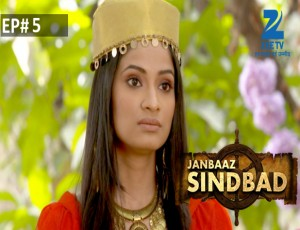 Janbaaz Sindbad - Episode 5 - Full Episode