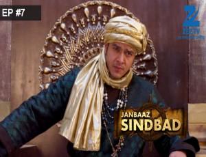 Janbaaz Sindbad - Episode 7 - February 07, 2016 - Full Episode