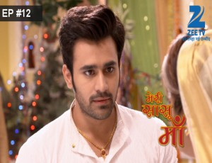 Meri Saasu Maa - Episode 12 - February 08, 2016 - Full Episode