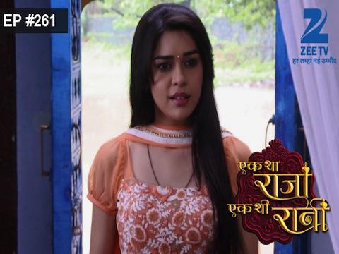 Ek Tha Raja Ek Thi Rani - Episode 261 - July 22, 2016 - Full Episode