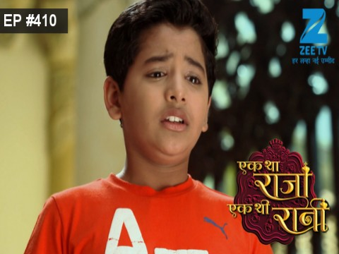 Ek Tha Raja Ek Thi Rani - Episode 410 - February 22, 2017 - Full Episode