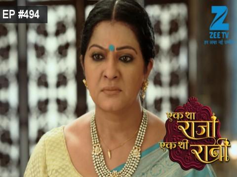 Ek Tha Raja Ek Thi Rani - Episode 494 - June 20, 2017 - Full Episode