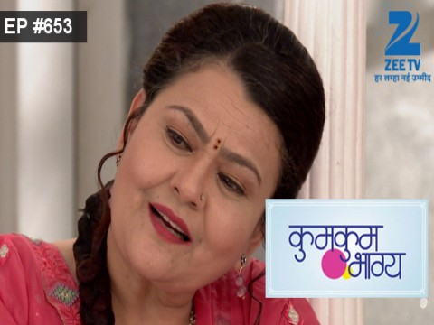 Kumkum Bhagya - Episode 653 - August 25, 2016 - Full Episode