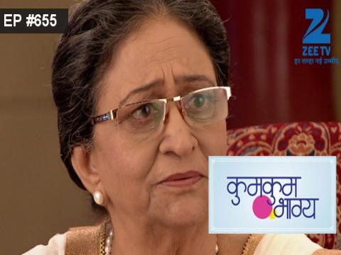 Kumkum Bhagya - Episode 655 - August 29, 2016 - Full Episode