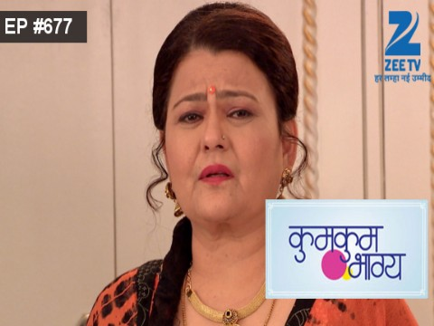 Kumkum Bhagya - Episode 677 - September 27, 2016 - Full Episode