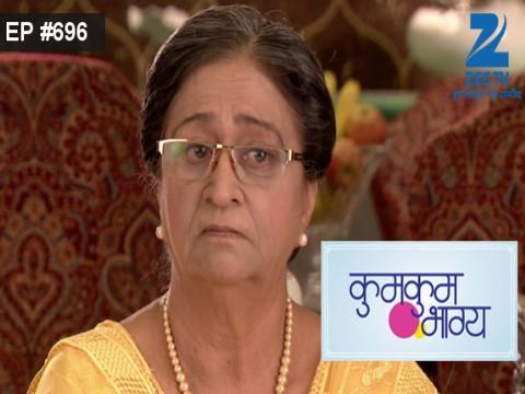 Kumkum Bhagya - Episode 696 - October 24, 2016 - Full Episode