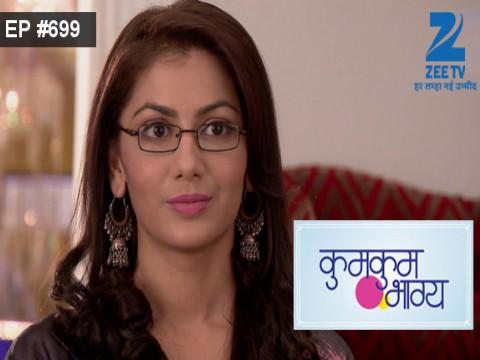 Kumkum Bhagya - Episode 699 - October 27, 2016 - Full Episode