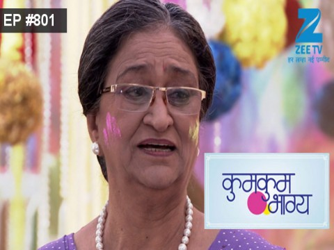 Kumkum Bhagya - Episode 801 - March 17, 2017 - Full Episode