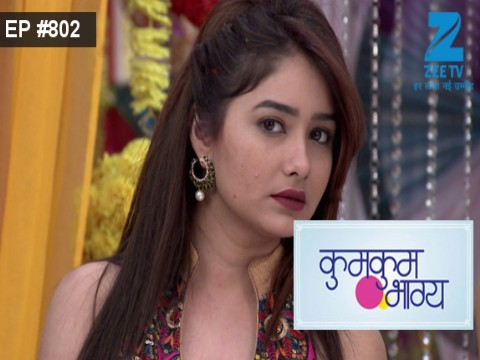 Kumkum Bhagya - Episode 802 - March 20, 2017 - Full Episode