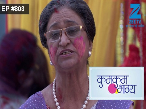 Kumkum Bhagya - Episode 803 - March 21, 2017 - Full Episode