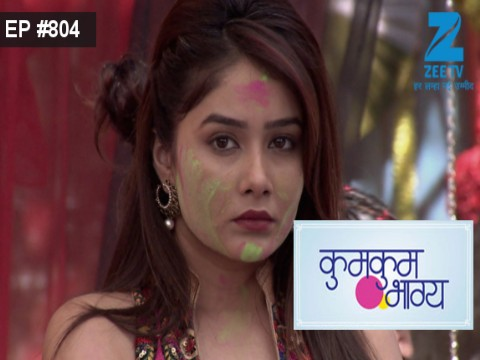 Kumkum Bhagya - Episode 804 - March 22, 2017 - Full Episode