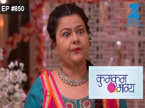 Kumkum Bhagya - Episode 850 - May 25, 2017 - Full Episode