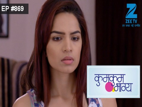 Kumkum Bhagya - Episode 869 - June 21, 2017 - Full Episode