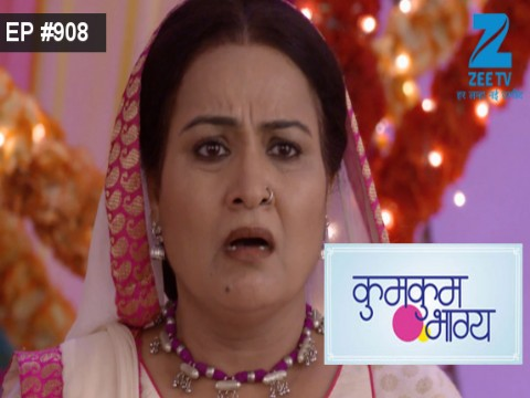 Kumkum Bhagya - Episode 908 - August 15, 2017 - Full Episode