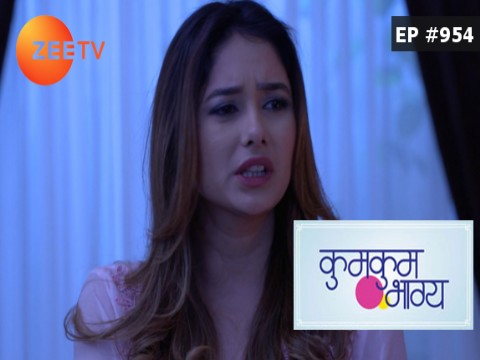 Kumkum Bhagya - Episode 954 - October 19, 2017 - Full Episode