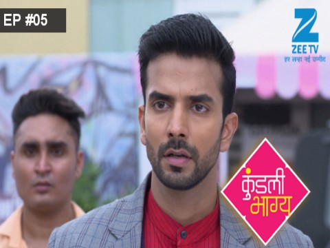Kundali Bhagya Ep 5 18th July 2017