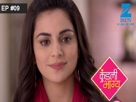 Kundali Bhagya Ep 9 24th July 2017