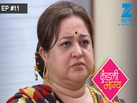 Kundali Bhagya - Episode 11 - July 26, 2017 - Full Episode