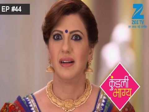 Kundali Bhagya - Episode 44 - September 8, 2017 - Full Episode