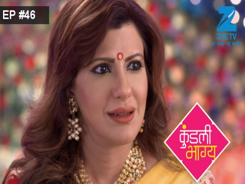Kundali Bhagya - Episode 46 - September 12, 2017 - Full Episode