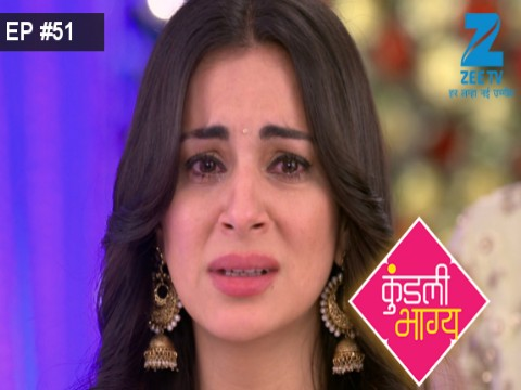 Kundali Bhagya - Episode 51 - September 19, 2017 - Full Episode