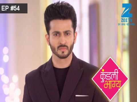 Kundali Bhagya - Episode 54 - September 22, 2017 - Full Episode
