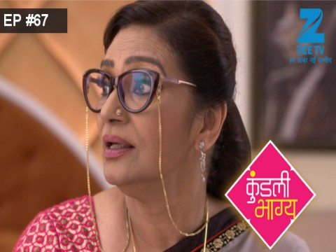 Kundali Bhagya Ep 67 11th October 2017