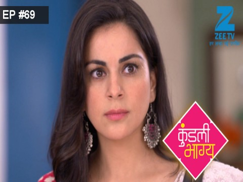 Kundali Bhagya Ep 69 13th October 2017