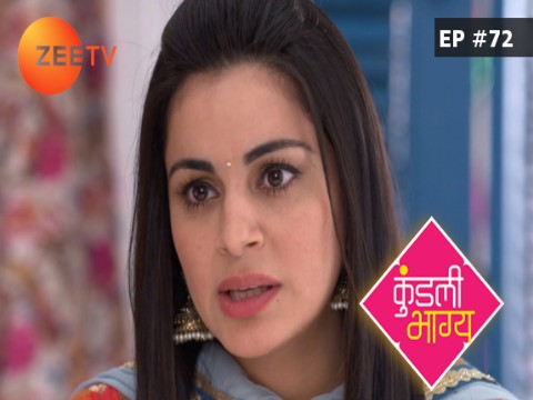 Kundali Bhagya Ep 72 19th October 2017