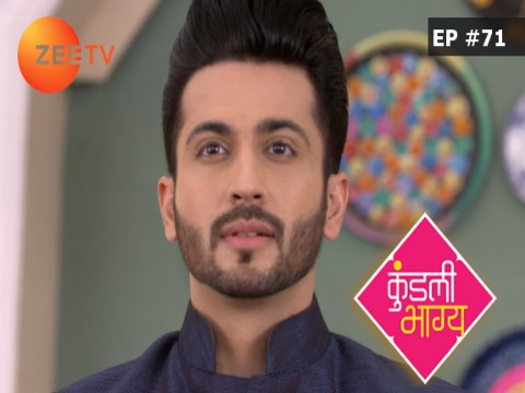 Kundali Bhagya Ep 71 18th October 2017
