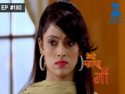Meri Saasu Maa - Episode 180 - August 25, 2016 - Full Episode