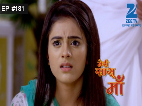 Meri Saasu Maa Ep 181 26th August 2016
