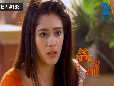 Meri Saasu Maa Ep 183 30th August 2016