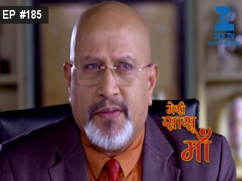 Meri Saasu Maa Ep 185 1st September 2016