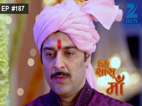 Meri Saasu Maa Ep 187 5th September 2016