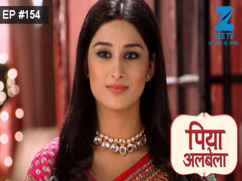 Piyaa Albela Ep 154 11th October 2017